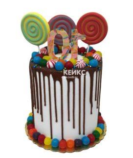 Торт с леденцами-9