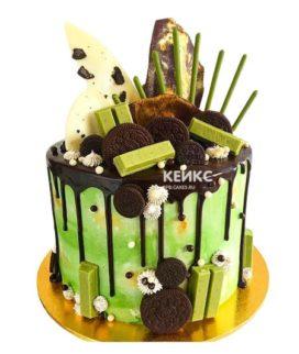 Торт с орео 3