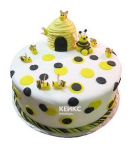 Торт с ульем-6