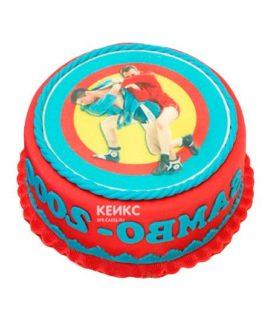 Торт самбо-2