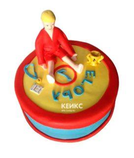 Торт самбо-4