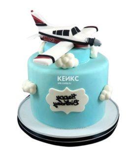 Торт самолет-11