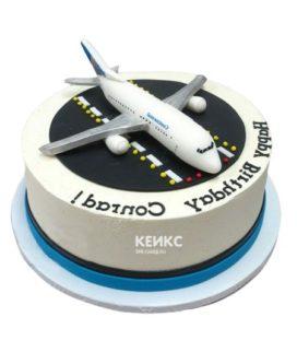 Торт самолет-15