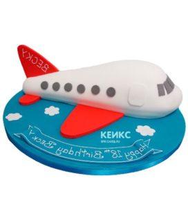 Торт самолет-6