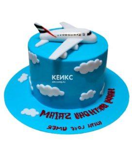 Торт самолет-7