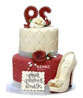 Торт сестре 10