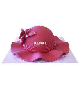 Торт шляпа мастика-3