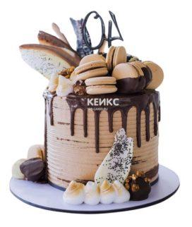 Торт шоколадный для мужчины