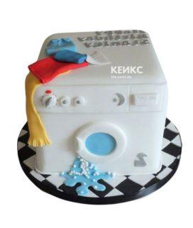 Торт стиральная машина-5