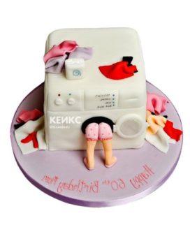 Торт стиральная машина-6