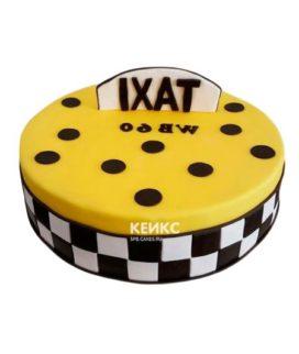 Торт такси-1