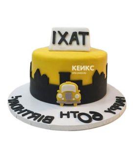 Торт такси-2