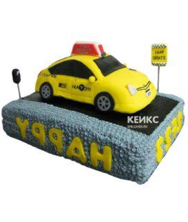 Торт такси-3