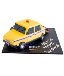 Торт такси-4