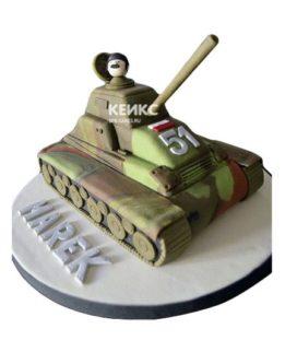 Торт танк-3