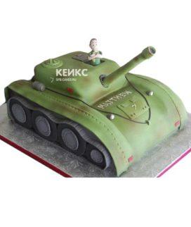 Торт танк-4