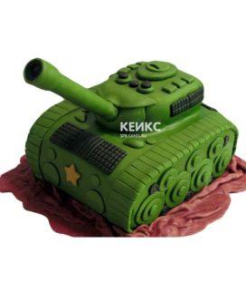 Торт танк-5