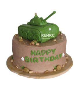 Торт танк-6