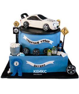 Торт тойота-2