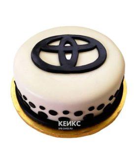Торт тойота