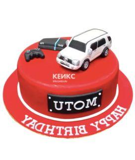 Торт тойота-5