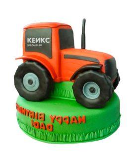 Торт трактор-5