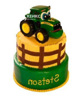 Торт трактор-6