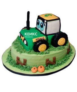Торт трактор-7