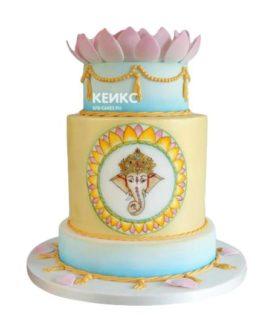 Торт в индийском стиле-1