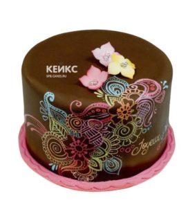 Торт в индийском стиле-4