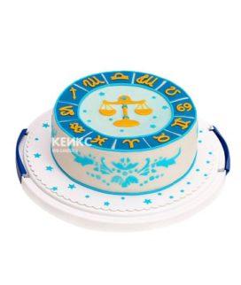 Торт весы-2