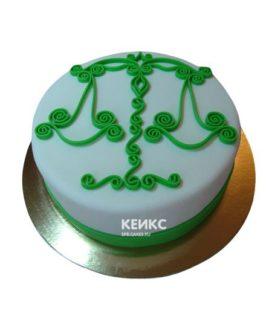 Торт весы-3