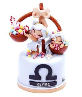 Торт весы-4