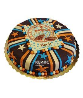 Торт весы-5