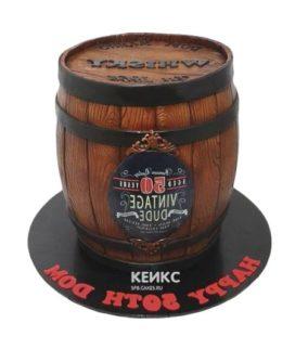 Торт виски 5