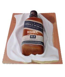 Торт виски 6