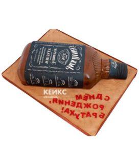 Торт виски джек дениелс 15