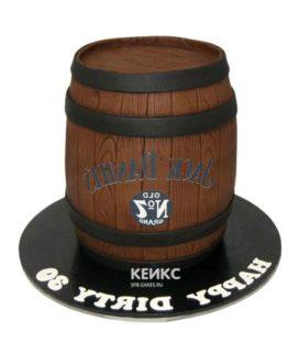 Торт виски джек дениелс 2