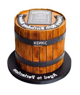 Торт виски джек дениелс 8