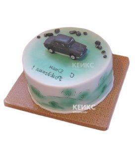 Торт волга-3