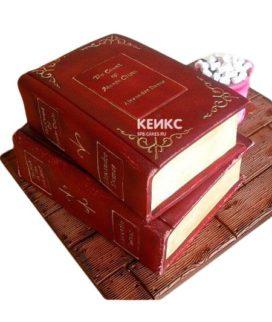 Торт закрытая книга 1