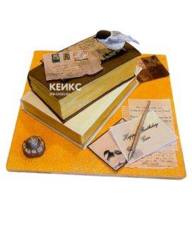 Торт закрытая книга 2