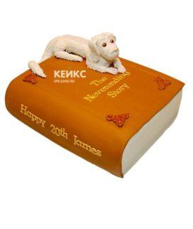 Торт закрытая книга 4