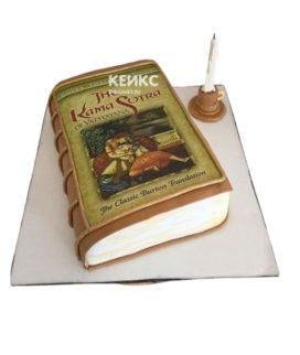 Торт закрытая книга 6