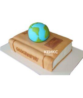 Торт закрытая книга 9