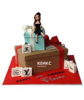 Торт женщине на 26 лет