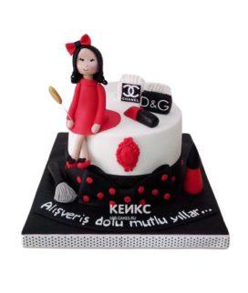 Торт женщине на 26 лет 8