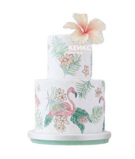 Торт женщине на 27 лет 3
