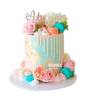 Торт женщине на 27 лет 5