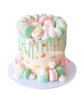 Торт женщине на 28 лет 2